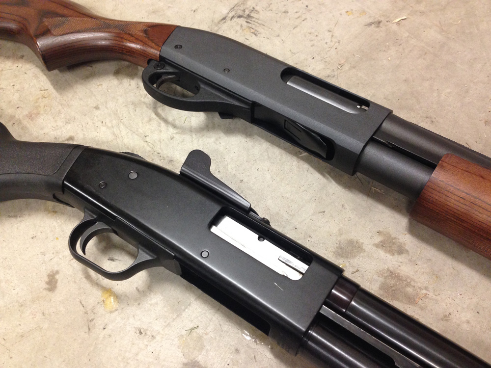 Field Strip Reminton Model 870