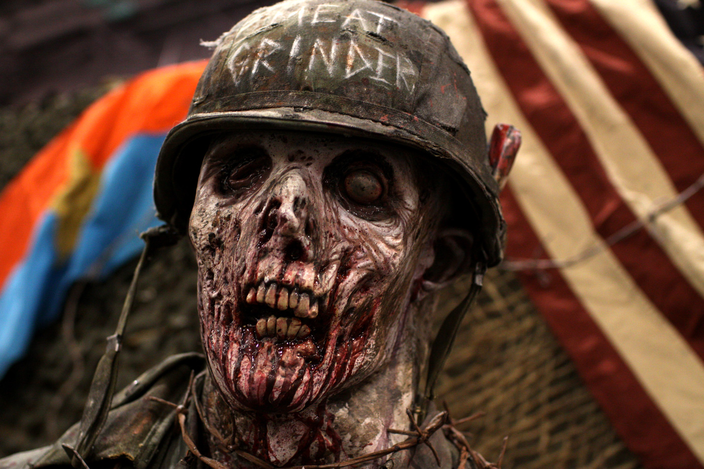 FILM NEWS: REAL ZOMBIE FOOTAGE REVEALED!!! C.A.M.