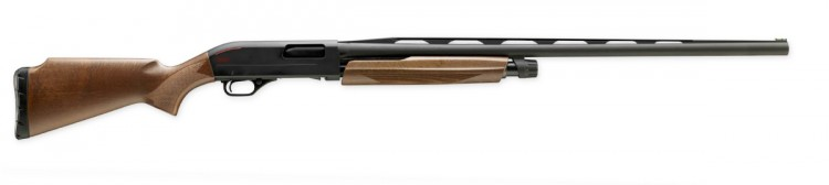 Winchester SXP Trap shotgun with wood stock
