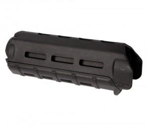Black Magpul AR-15 handguard
