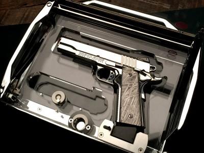 Cabot meteorite guns