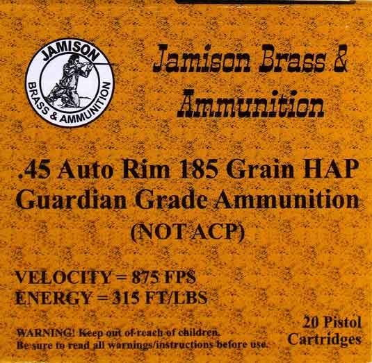 Jamison Brass and ammunition box