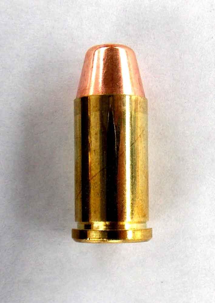 Captech .45 AR cartridge