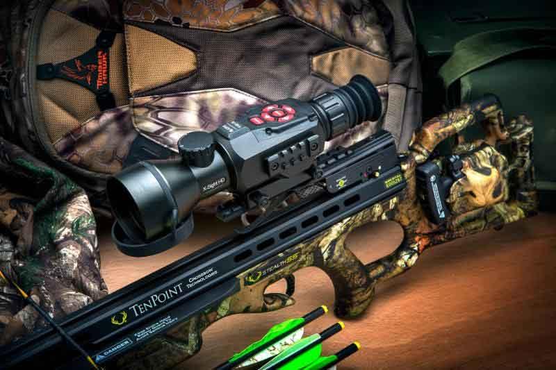 ATN X-Sight II scope