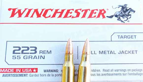 Winchester White Box ammunition