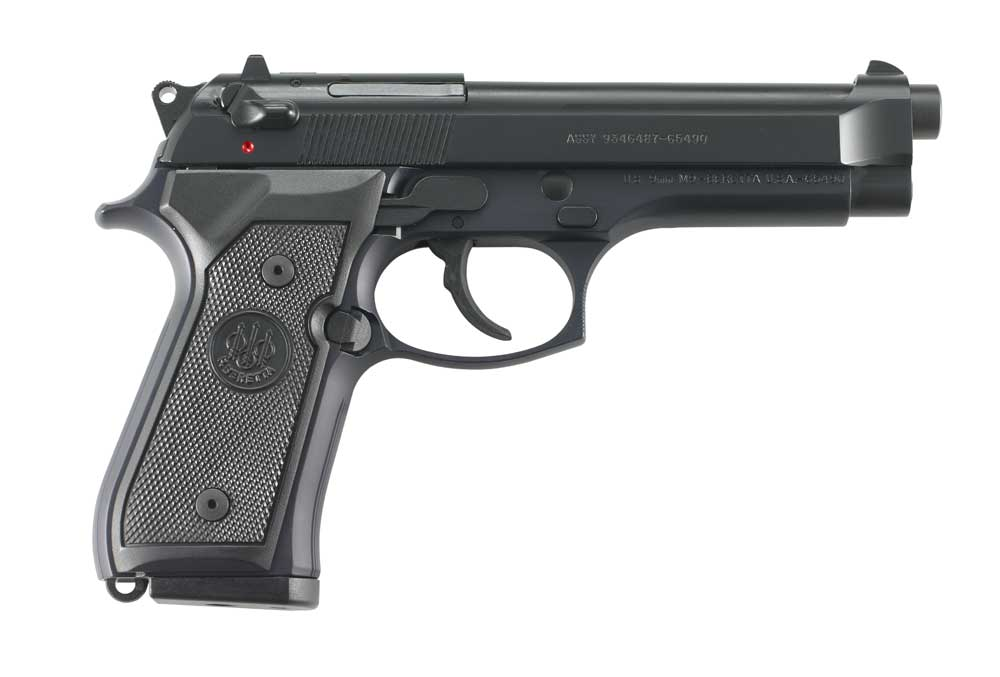 Beretta M9 right side