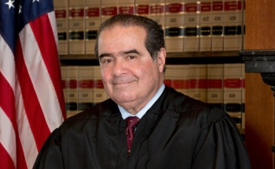 Supreme Court Justice Antonin Scalia (1936-2016)