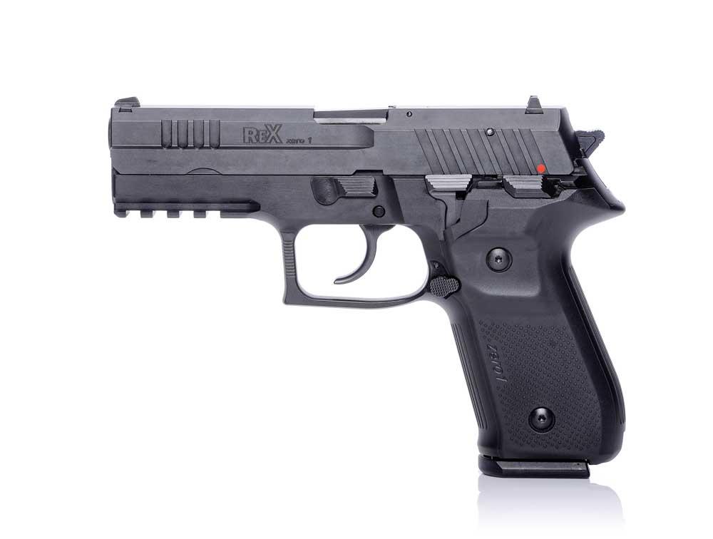 arex rex zero 1 pistol the new kid on the block. Black Bedroom Furniture Sets. Home Design Ideas
