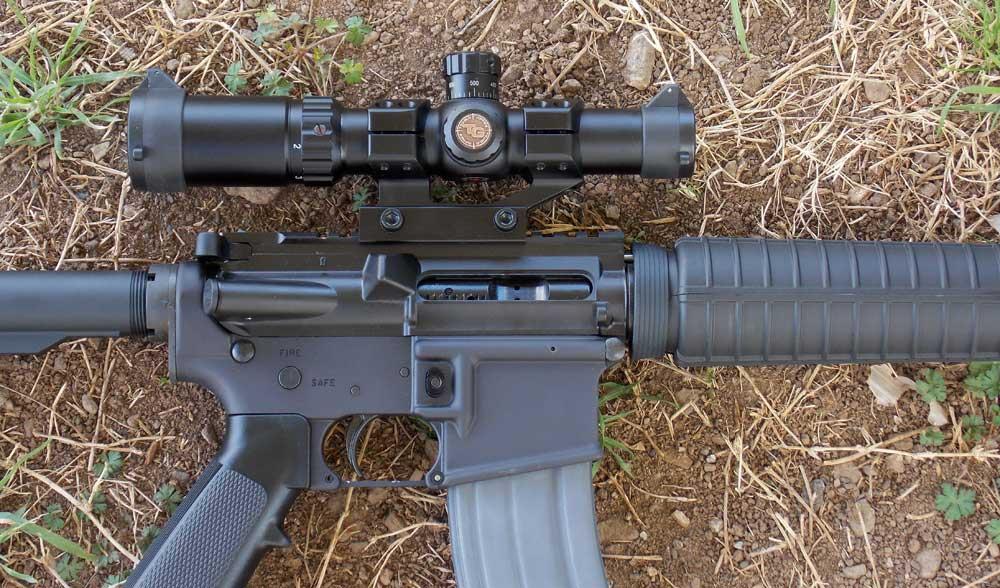 Range Report: Colt Expanse Carbine AR-15
