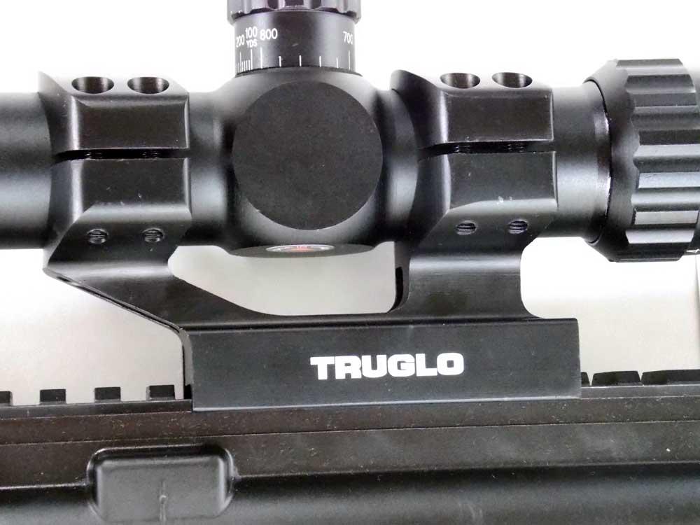 TruGlo scope mount