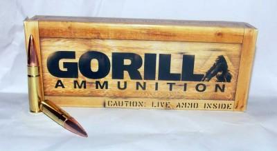 Gorilla Ammunition .300 BLK ammunition