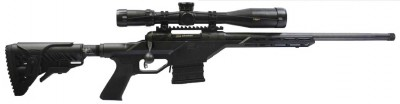 Savage 10 BA Stealth Short Action rifle