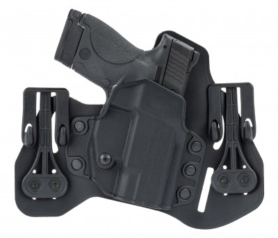 BLACKHAWK!'s Leather Tuckable Pancake Holster