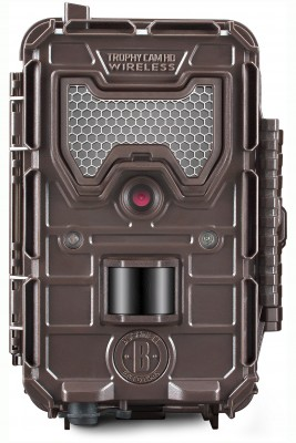 Bushnell TrophyCAm HD Aggressor Wireless Trail Carmera