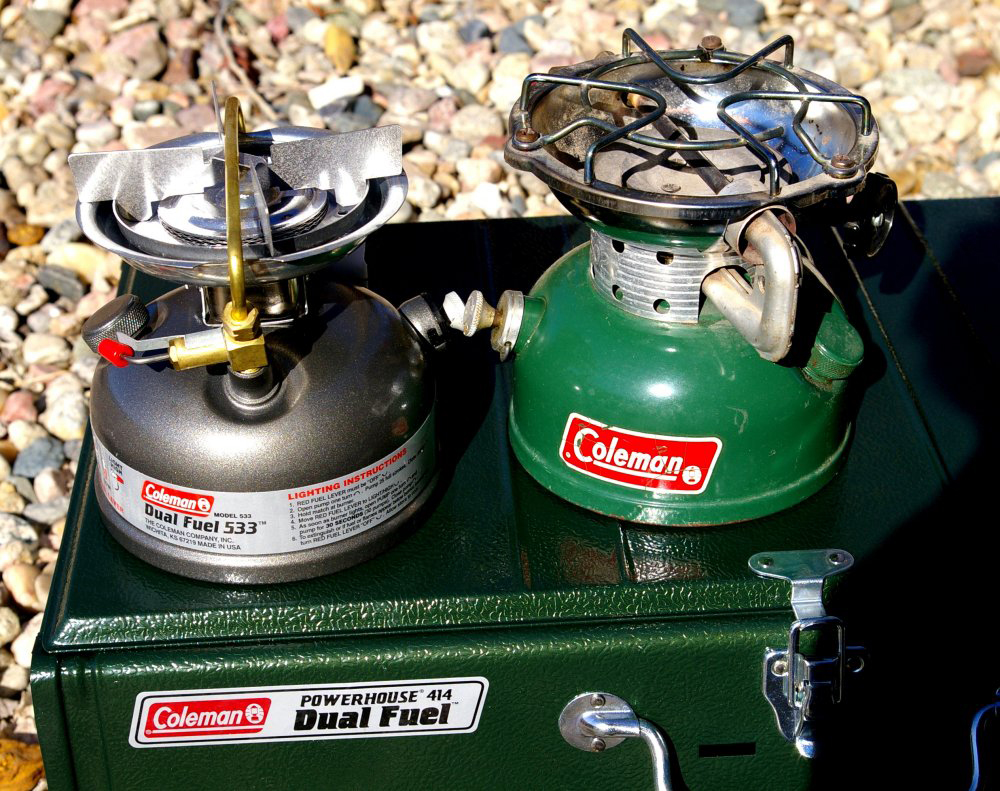 Review: Coleman Sportster Powerhouse Dual Fuel Stoves