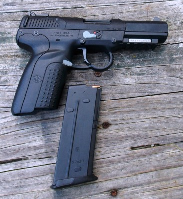FN Five-seveN right with magazine