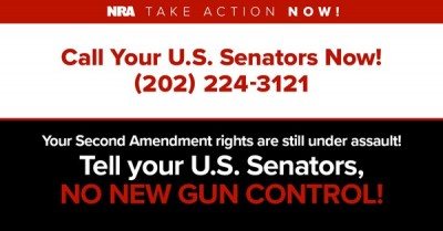 Call Your Senators call to action