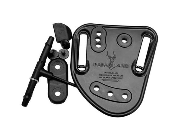 Safariland 578 GLS holster paddle