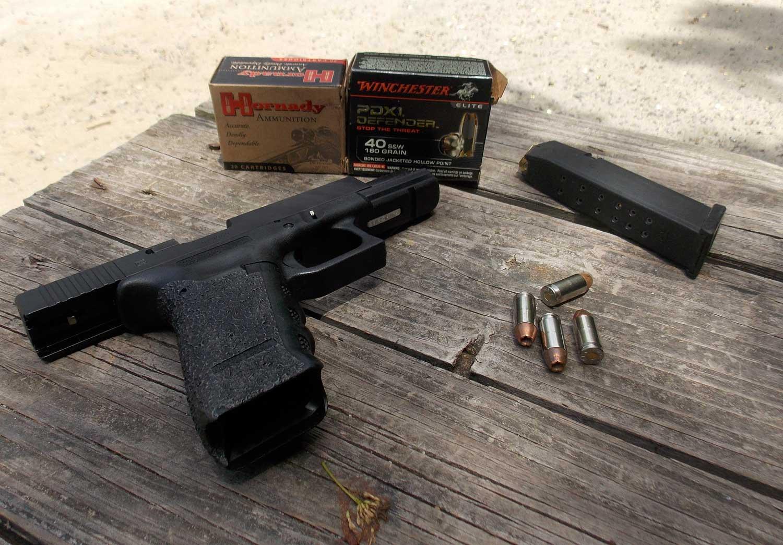 Range Report Glock S Best Pistol Glock 22