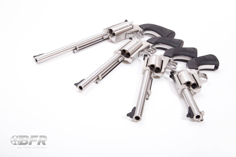 Magnum Research Upgrades Popular Bfr Series