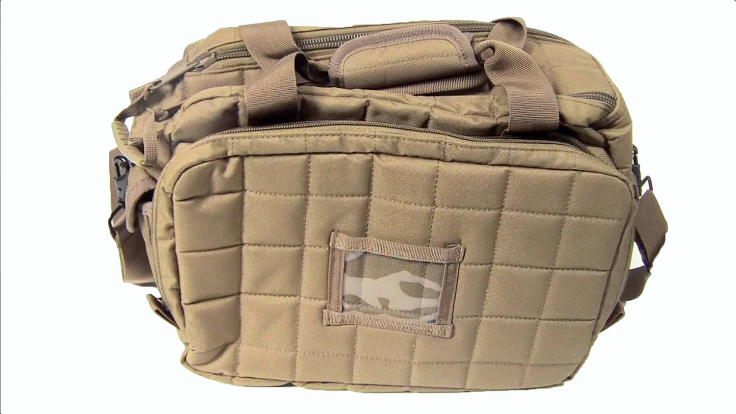 Desert ta Voodoo Tactical Scorpion range bag