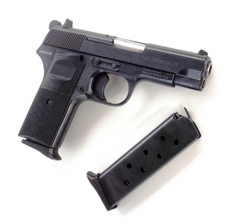 Range report century international arms zastava m88 9mm cia zastava m88 pistol right side and magazine reheart Images