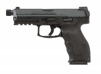 HK VP9 TACTICAL pistol left side