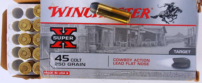 Winchester .45 Long Colt ammunition