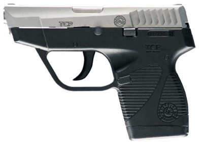 Taurus 738 TCP pistol left side