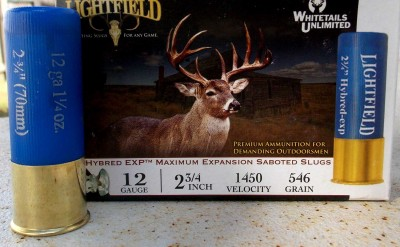 Lightfield Whitetail Hybred-exp shotshell