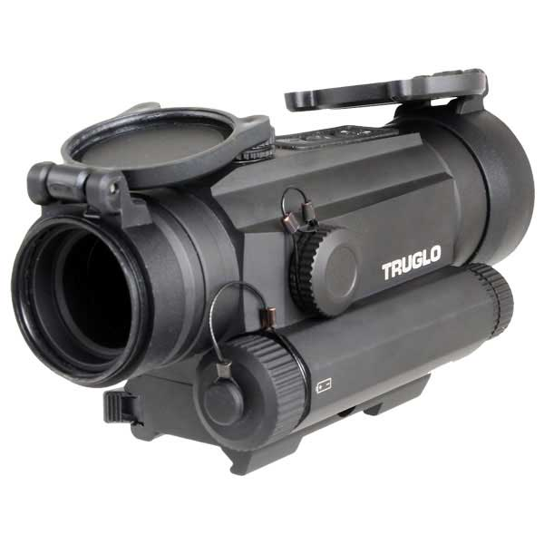 TruGlo Tru Tec 30mm scope left quartering