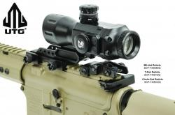 UTG 4X32 Compact Prismatic T4 Scope
