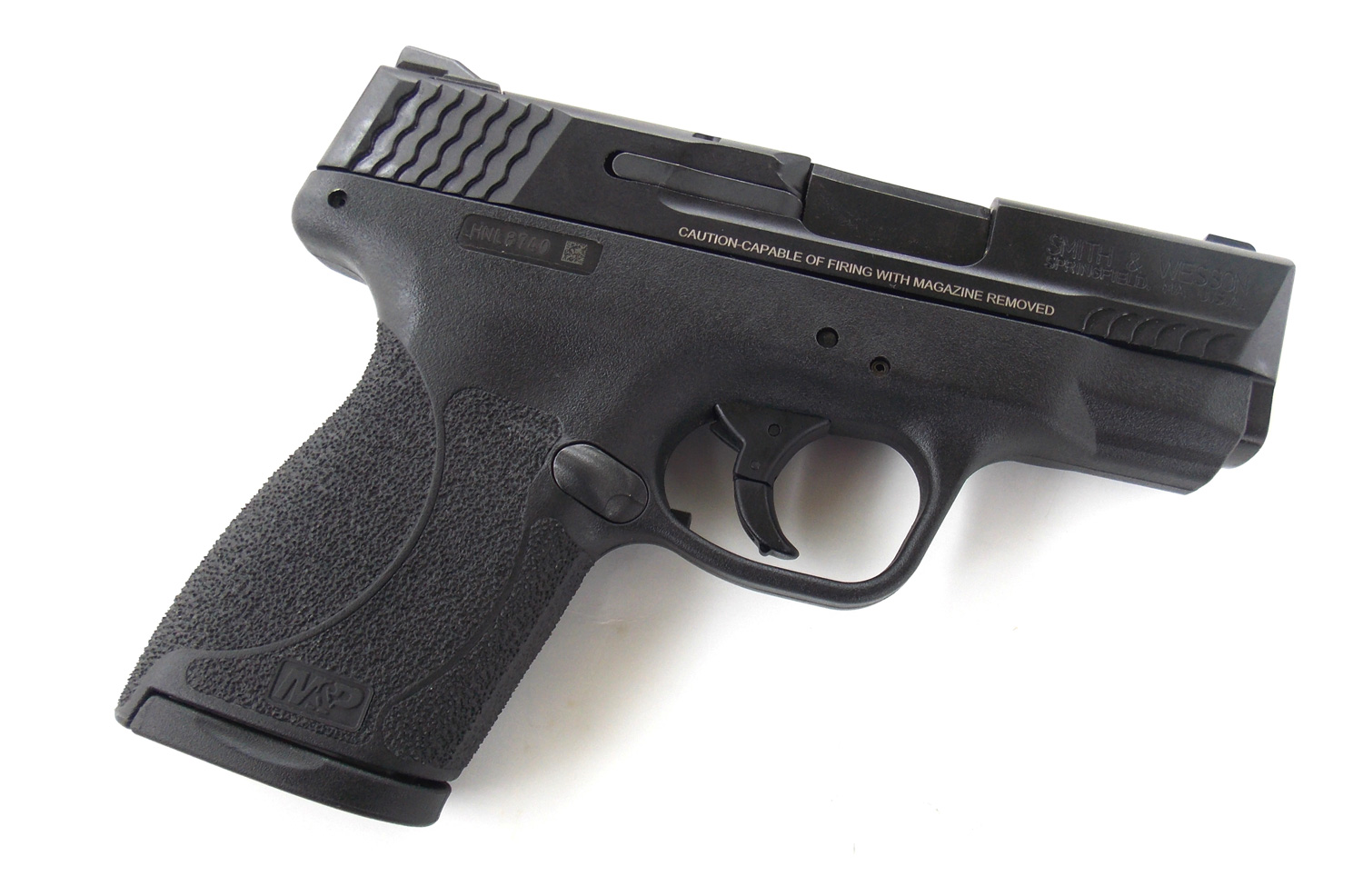 Smith and Wesson M&P .45 Shield .45 right profile