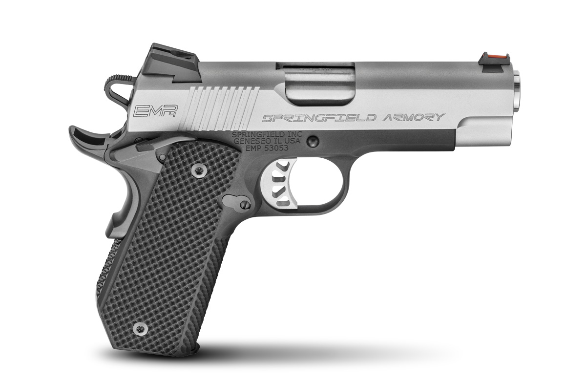 "1911 EMP 4"" CONCEALED CARRY CONTOUR 9MM"
