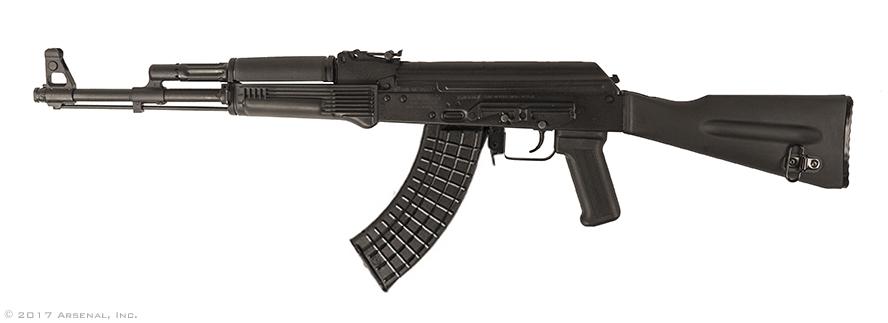 Arsenal Inc. SLR-107R AK-47 rifle leftp profile