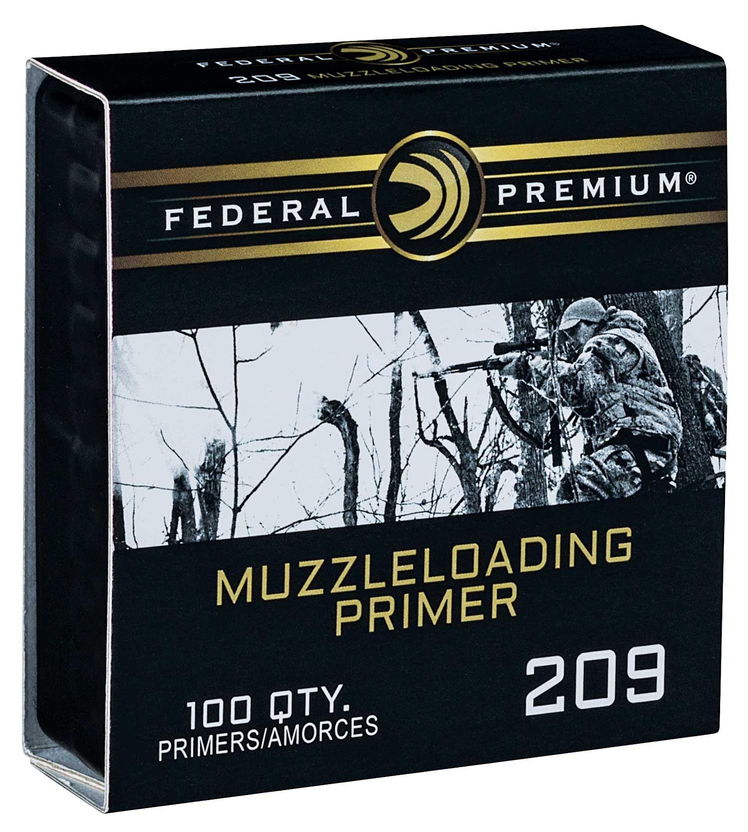 Federal Premium 209 Muzzleloading Primers
