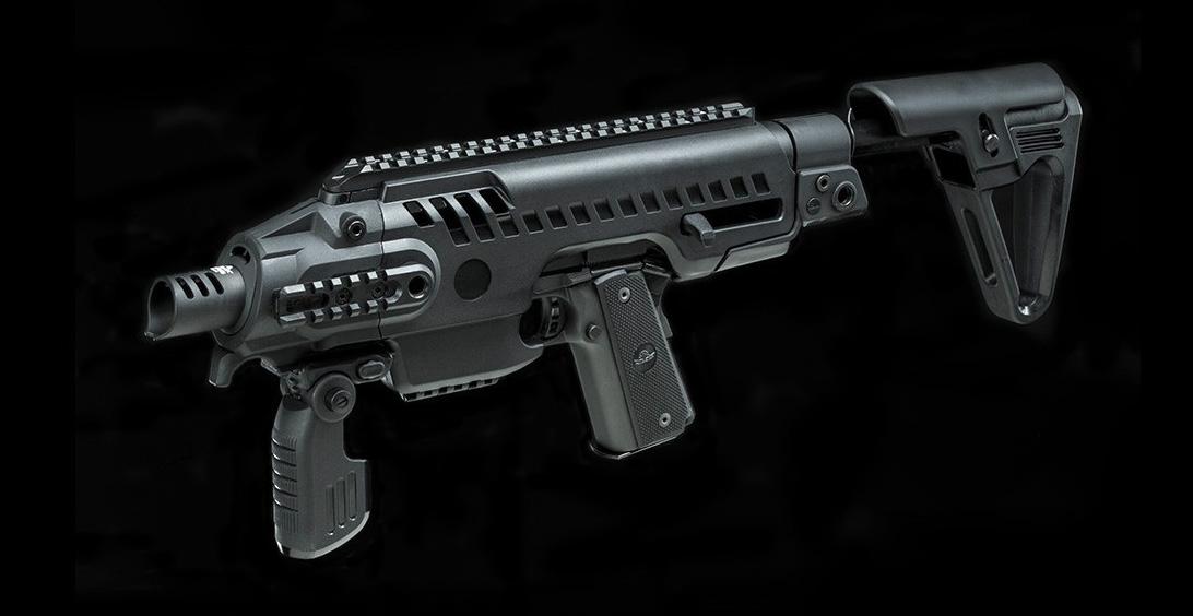 Rock Island Armory RONI 1911 TCM Pistol