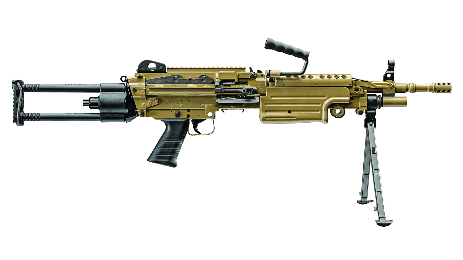 FN M249S weapon system