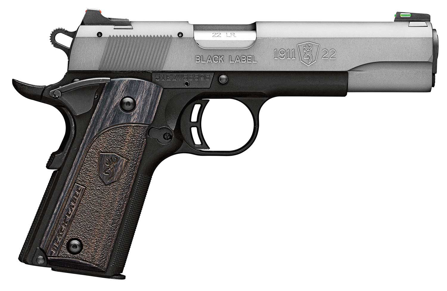 Browning Black Label pistol right profile
