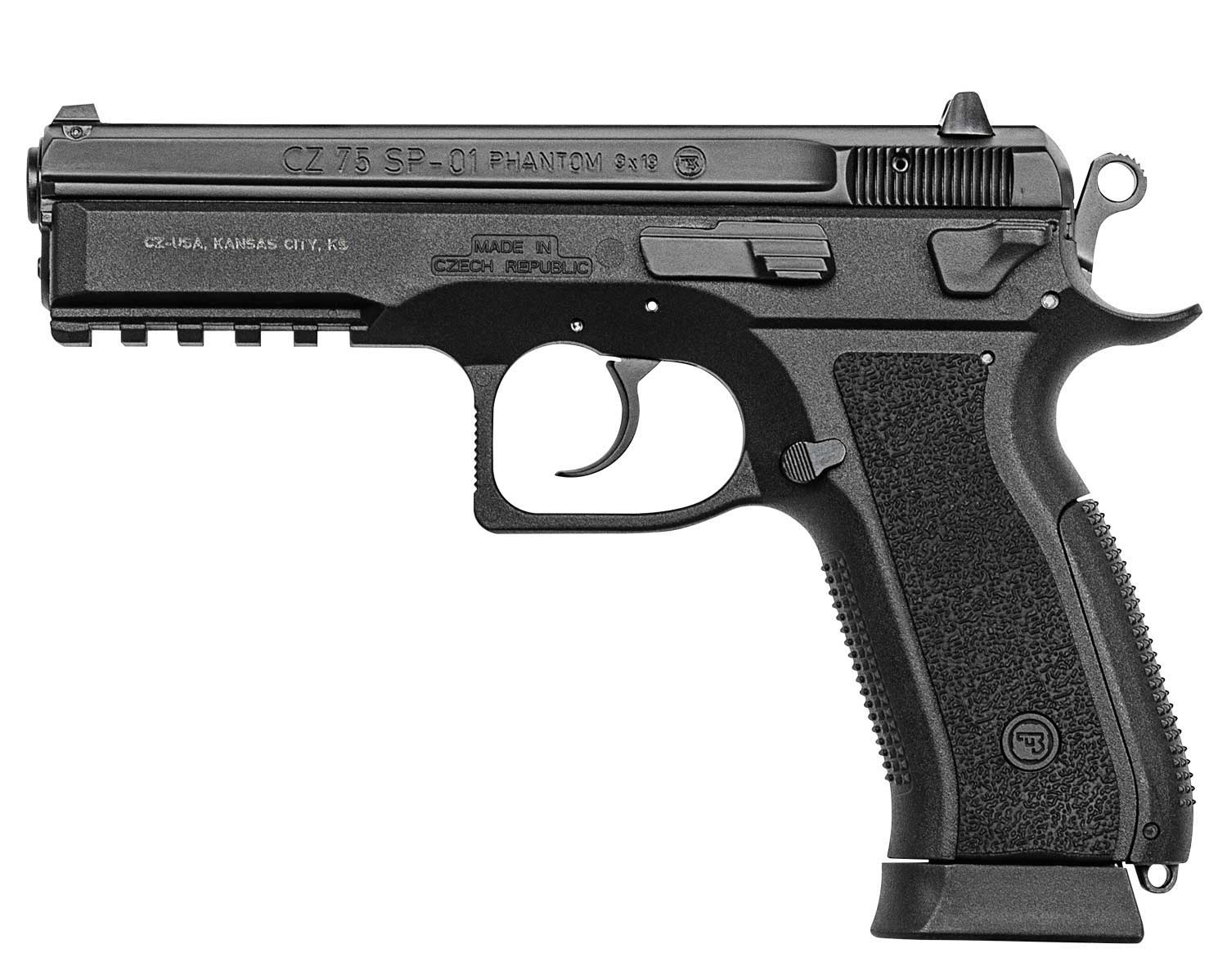 CZ-USA Sp-01 Phantom pistol