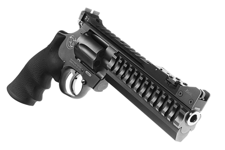 Korth Super Sport revolver
