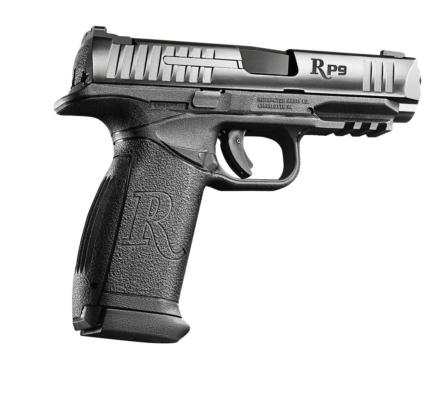 Remington RP pistol in 9mm