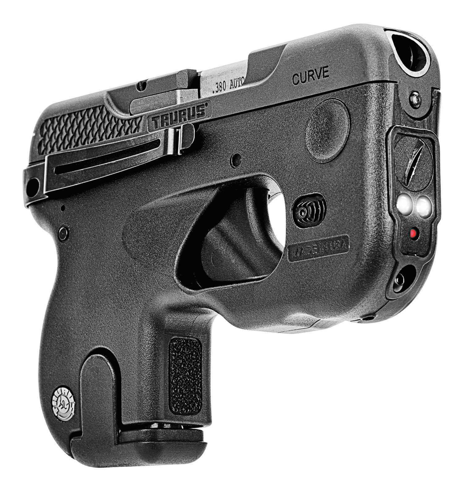 Taurus Curve pistol black