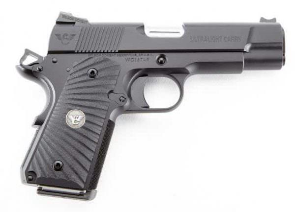 Wilson Combat ULC Commander Comp 1911 pistol