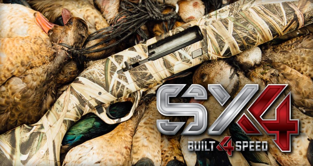 Winchester Super X 4