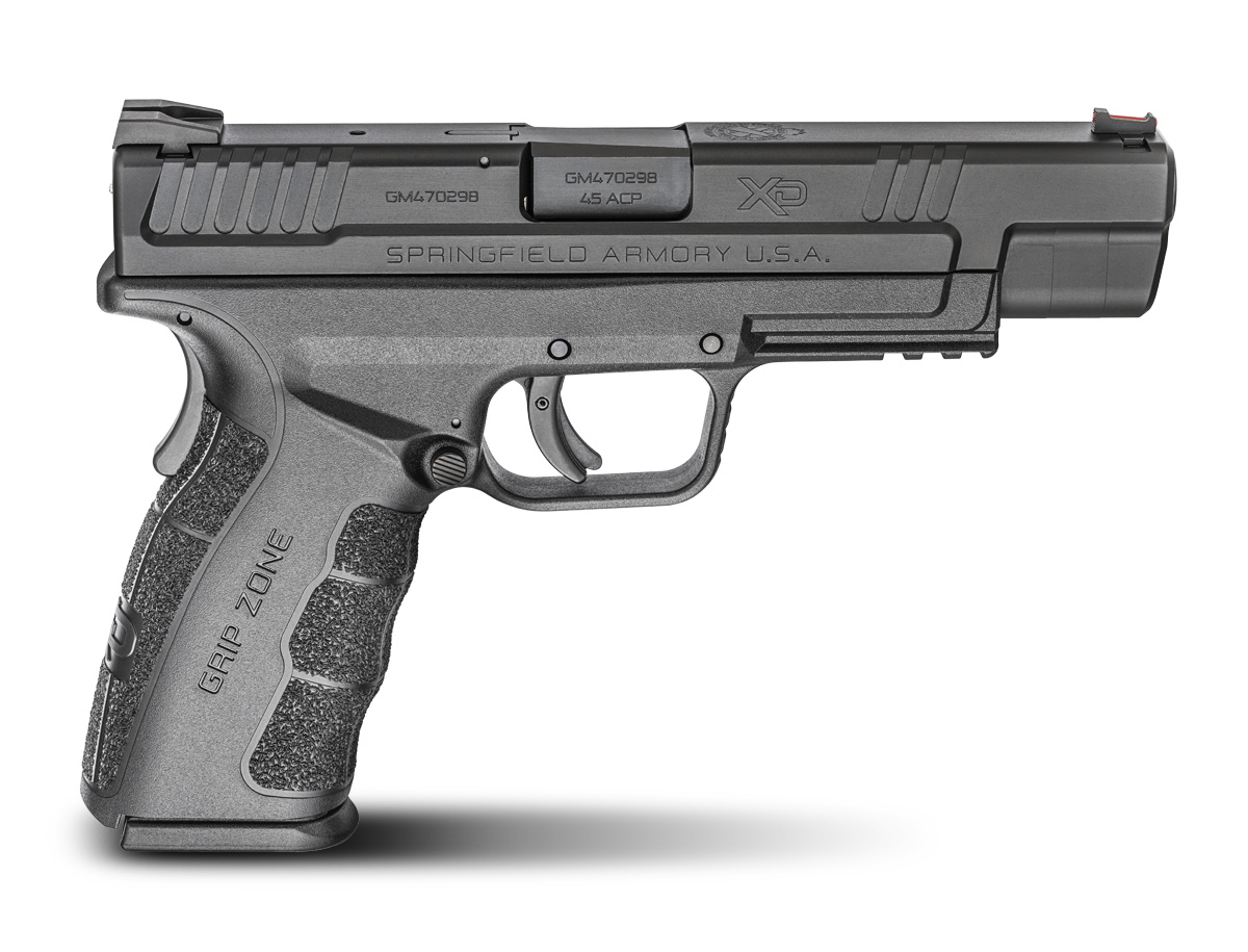 "XD MOD.2 5"" Tactical Model .45ACP"