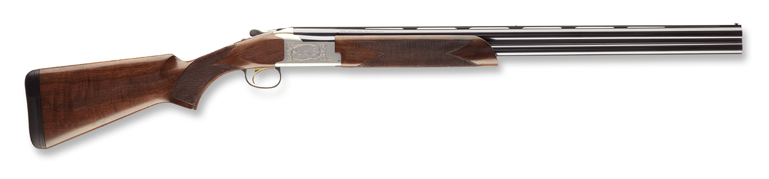 Browning Citori 725 Feather shotgun with wood stock right