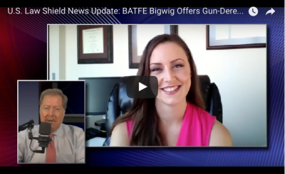Senior BATFE Offers Gun-Deregulation Ideas video cover