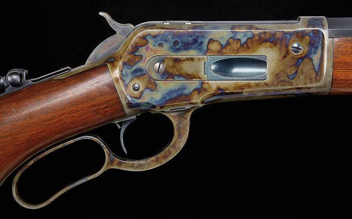Semi-Deluxe Special Order Winchester Model 1886
