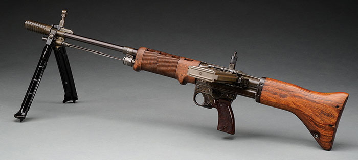 Krieghoff FG-42 2nd Model Machine Gun